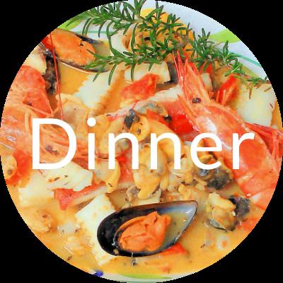 ディナーのリンク画像